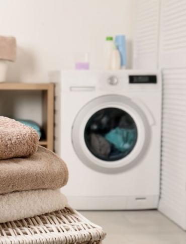 Laundry。洗烘衣服務